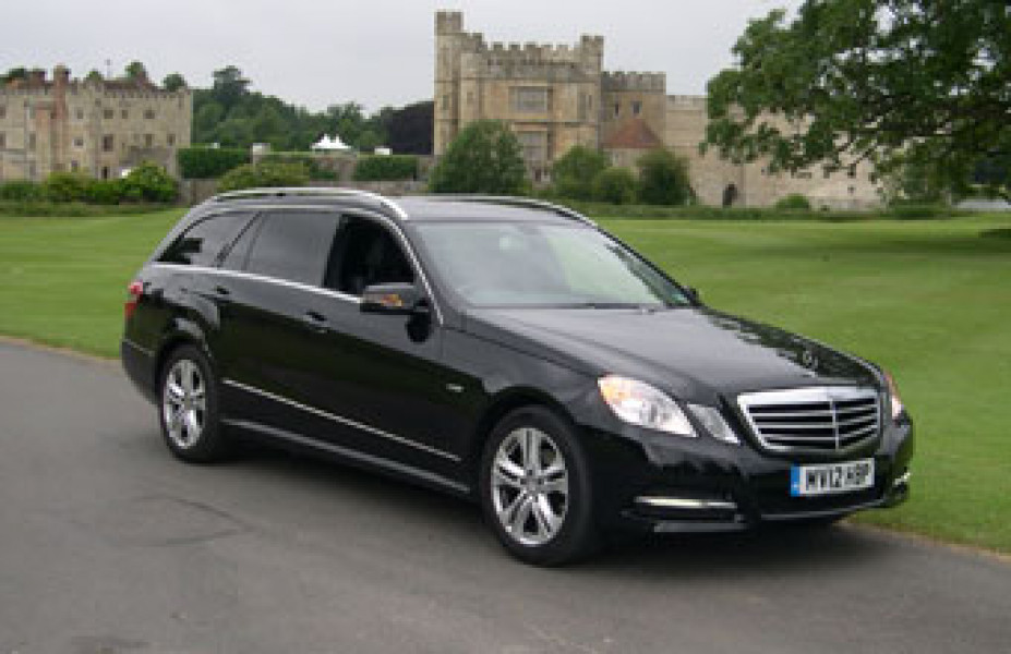 Birthday treat Executive Car Hire Ashford