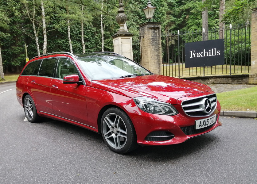 Business and Corporate travel Executive Car Hire Ashford