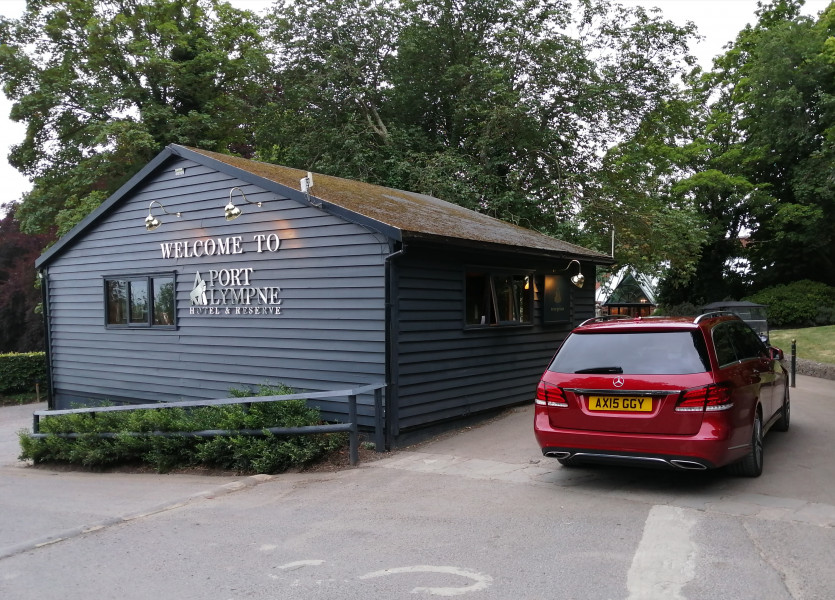 Port Lympne - the Aspinall Foundation Executive Car Hire Ashford