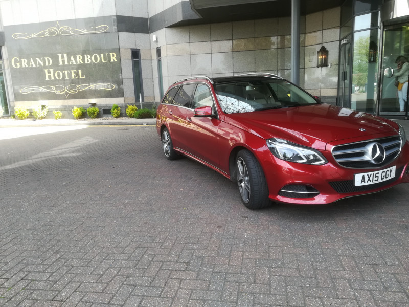 Southampton Executive Car Hire Ashford
