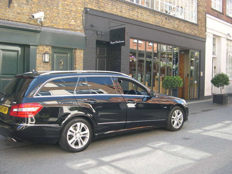 Special occasions Executive Car Hire Ashford