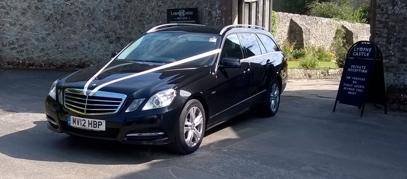 Weddings and special occasions Executive Car Hire Ashford